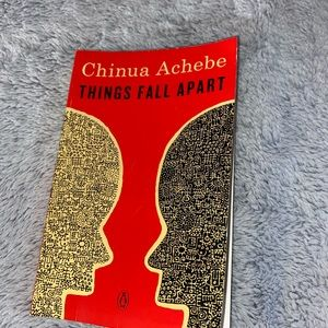 Used/ Things fall apart by Chinua Achebe